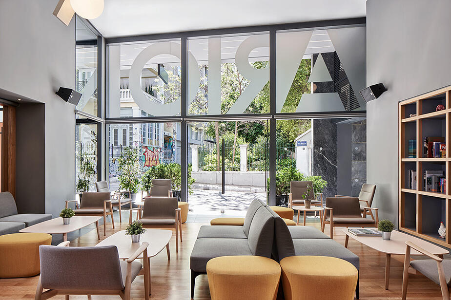 Hotel Arion in Athen