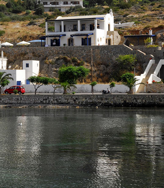 Insel Kythira | Ort: Kapsali | Studios Serras Rooms Kythira