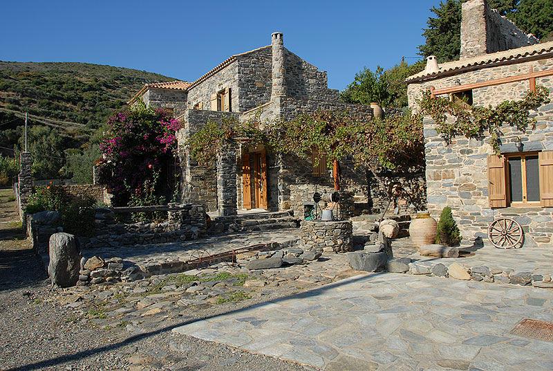 Insel Kythira | Agia Pelagia | Studios Neromylos Kythira