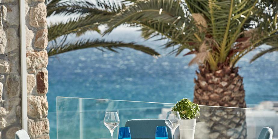 Hotel Myconian Ambassador auf Mykonos