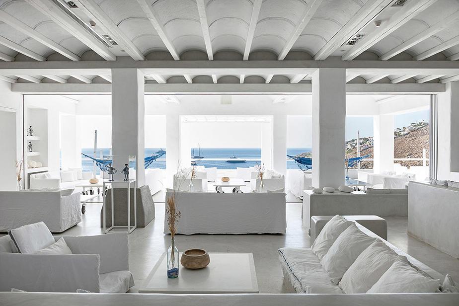Mykonos | Luxusresort Grecotel Mykonos Blu