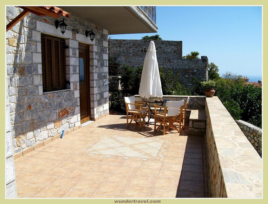 Peloponnes | Halbinsel Mani | Ferienhäuser & Villen | Lithi Villas Stoupa