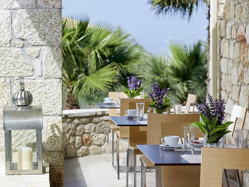 Hotel Anaxo Resort auf dem Peloponnes in Agios Nikolaos