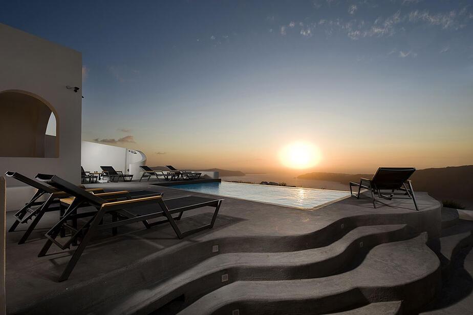 Hotel Avaton Resort Santorin