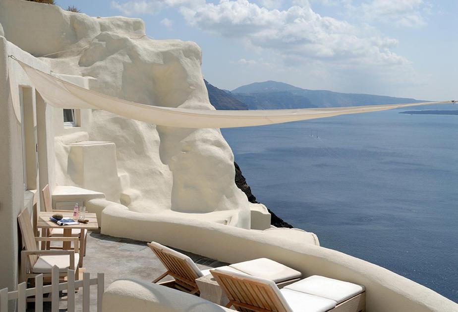 Hotel Mystique Santorin  - Inselkombinationen Santorin