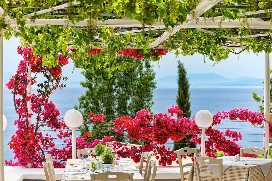 Insel Skiathos | Hotel Atrium in Agia Paraskevi