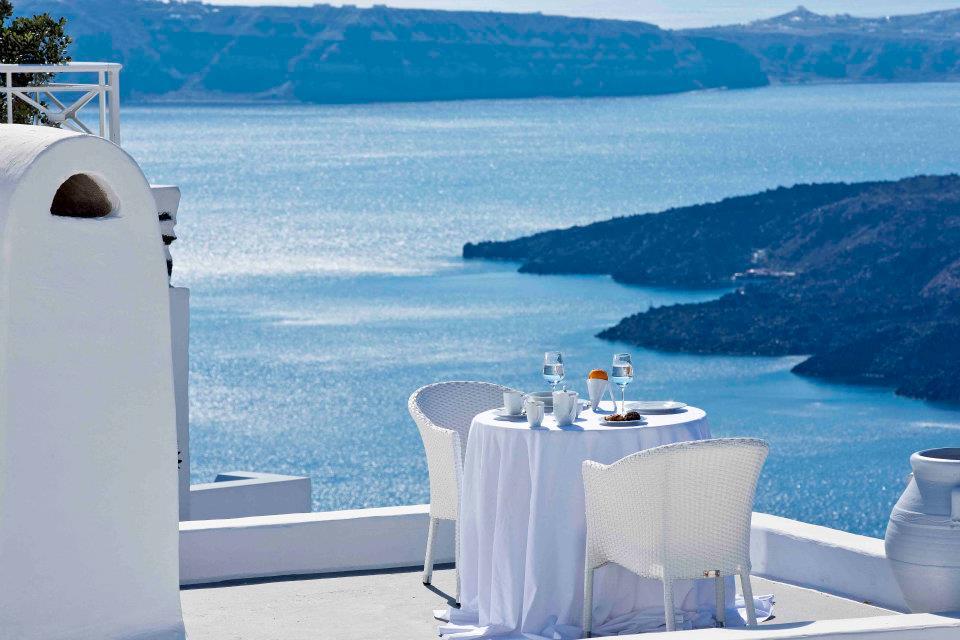 Kreta Santorin Inselhüpfen Seabreeze