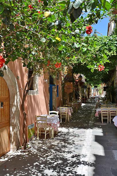 Kreta-Santorin  Inselhüpfen