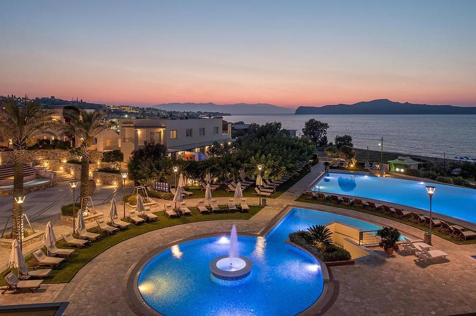 Hotel Cretan Dream auf Kreta in Agia Marina