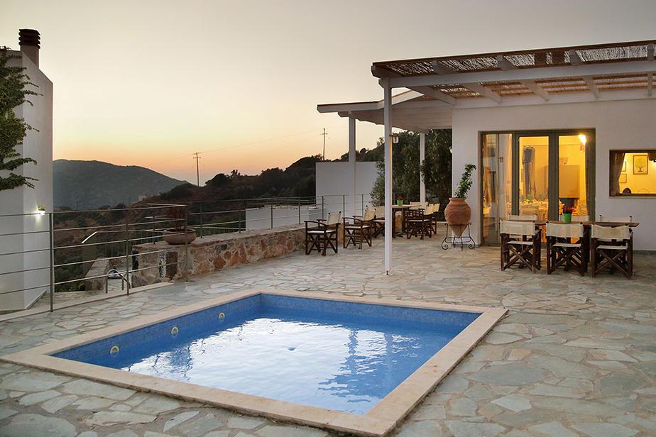 Kreta Ferienhäuser Achlada