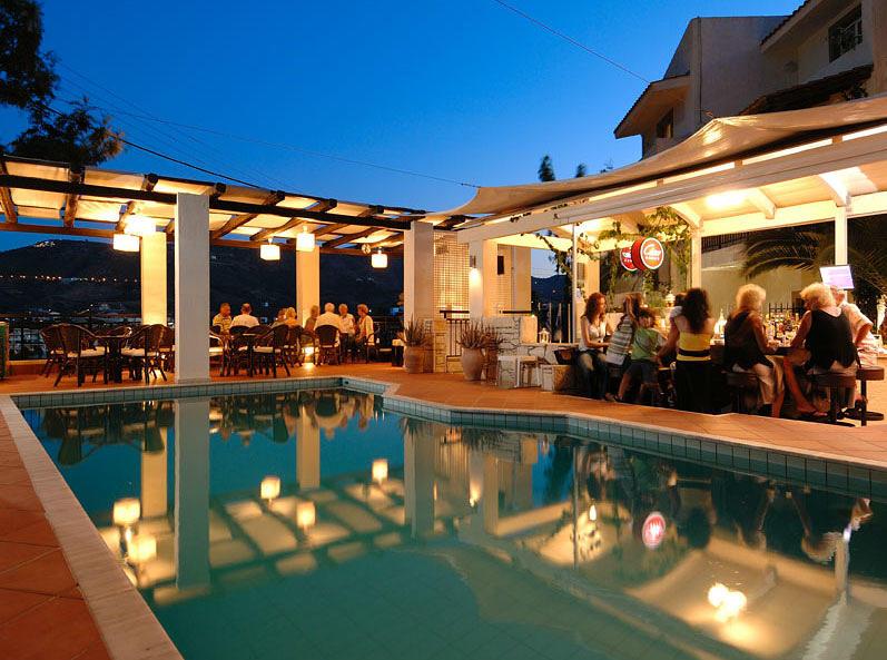 Eva Mare Apartments auf Kreta im Ort Agia Pelagia | Appartements Eva Mare