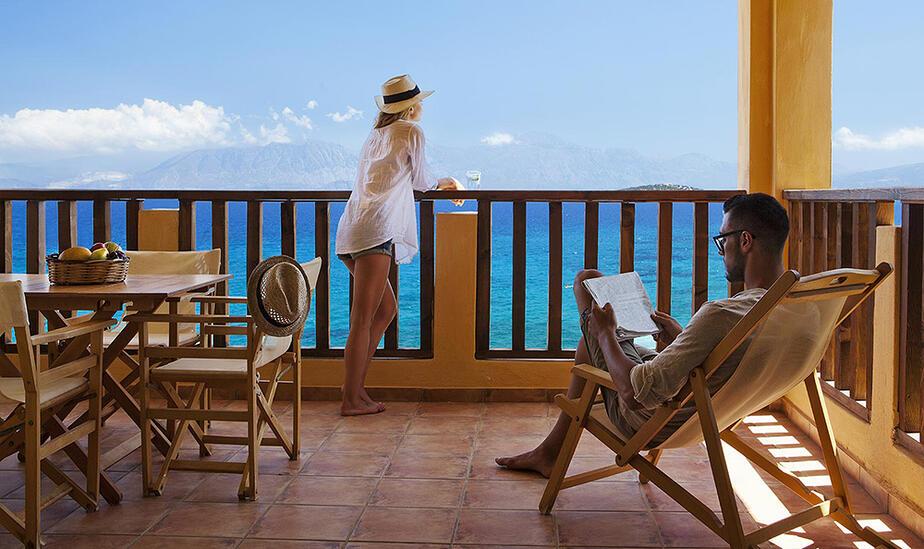 Hotel Candia Park Village Agios Nikolaos Kreta