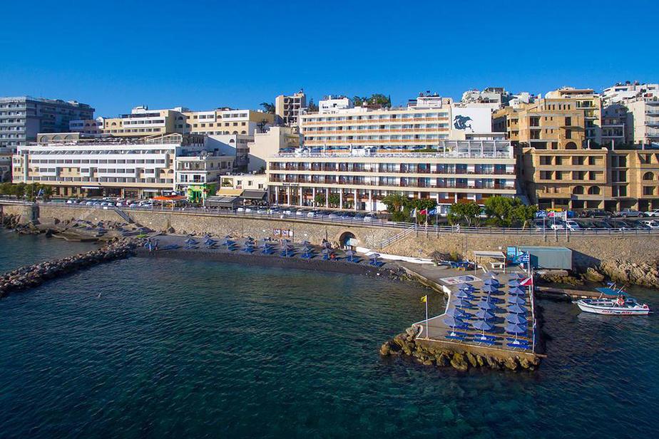 Hotel Coral auf Kreta in Agios Nikolaos