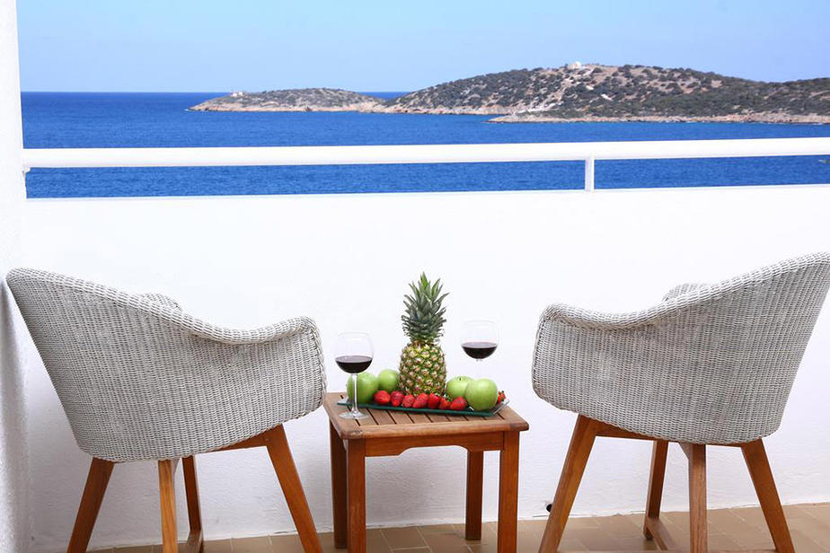 Hotel Hermes auf Kreta bei Agios Nikolaos