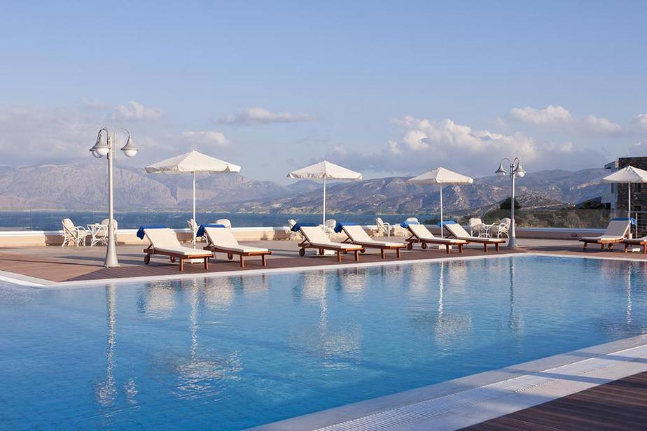 Hotel Miramare auf Kreta im Ort Agios Nikolaos