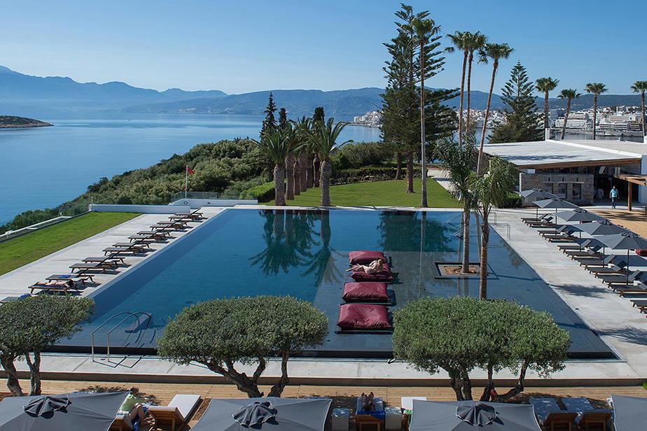 Hotel Minos Palace Agios Nikolaos - Kreta