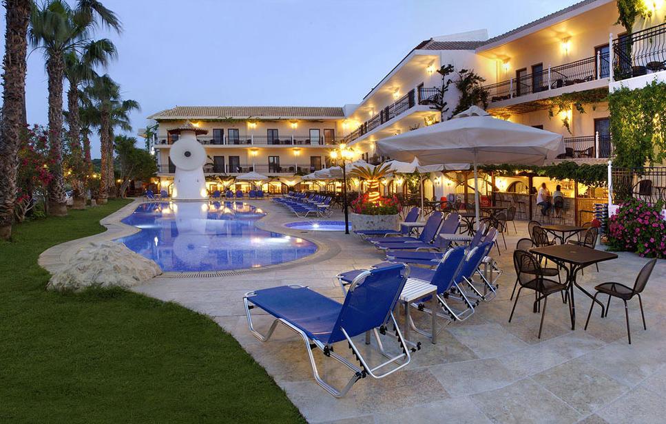 Hotel Almyrida Beach auf Kreta im Ort Almirida