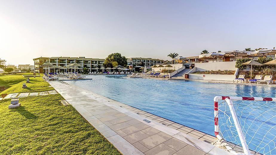 Club Magic Life Candia Maris Imperial auf Kreta im Ort Amoudara