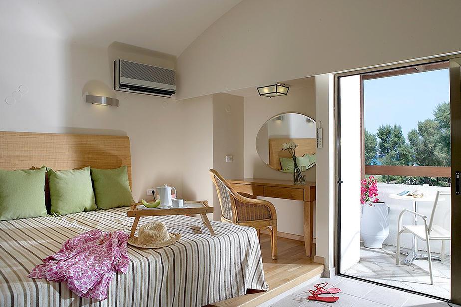 Hotel Agapi Beach auf Kreta im Ort Amoudara