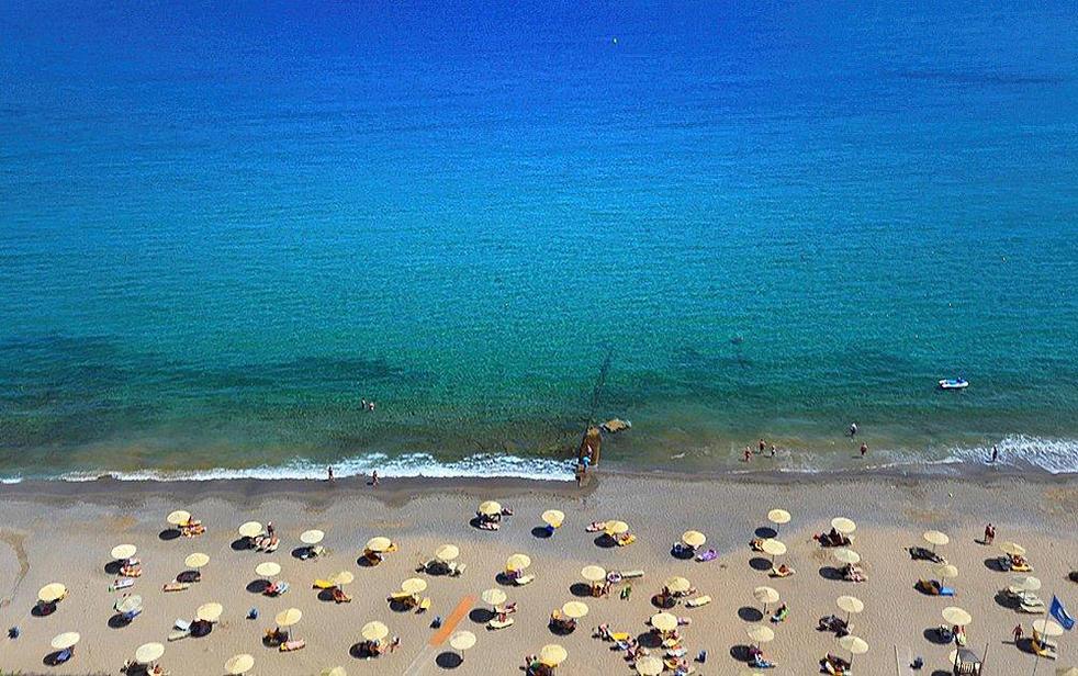 Hotel Apollonia Beach Resort auf Kreta im Ort Amoudara