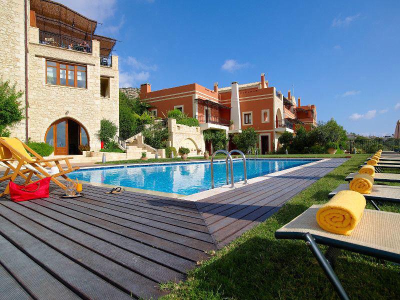 Kreta | Nordküste | Katalagari | Landhotel - Appartements |