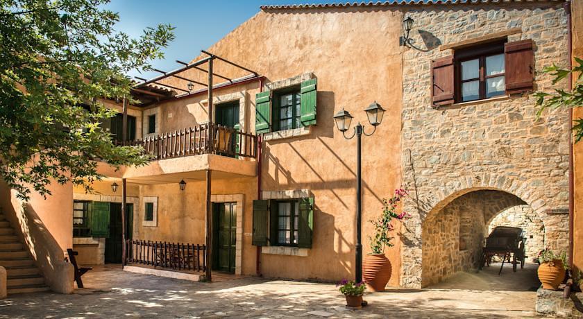 Agrotourismus in der Villa Enagron Axos Kreta