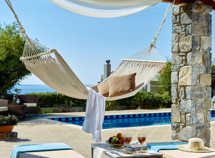 Kreta Ferienhäuser & Villen   Villen Okeanidis