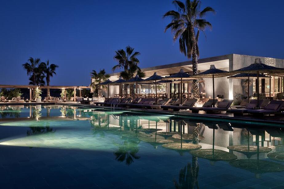 Hotel Domes Zeen in Chania