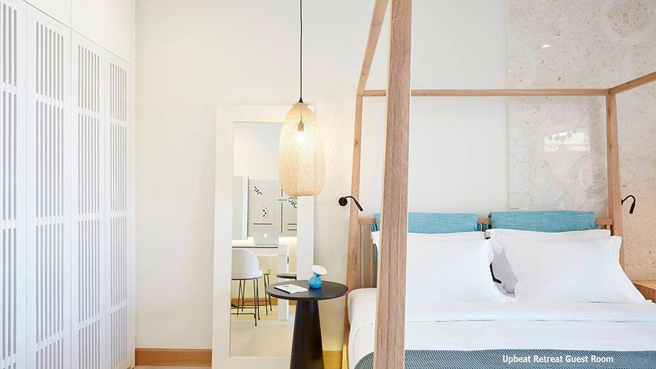 Kleines Luxus-Hotel Domes Noruz