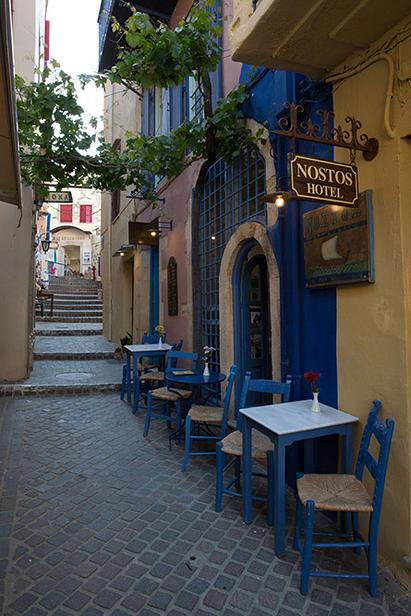 Chania Hotel Nostos