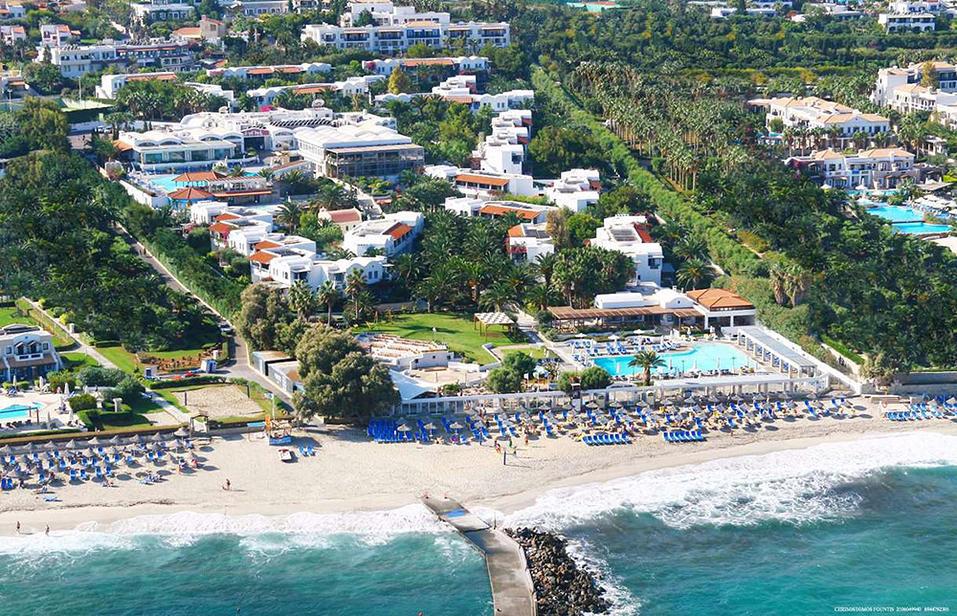 Hotel Annabelle Village auf Kreta im Ort Chersonissos