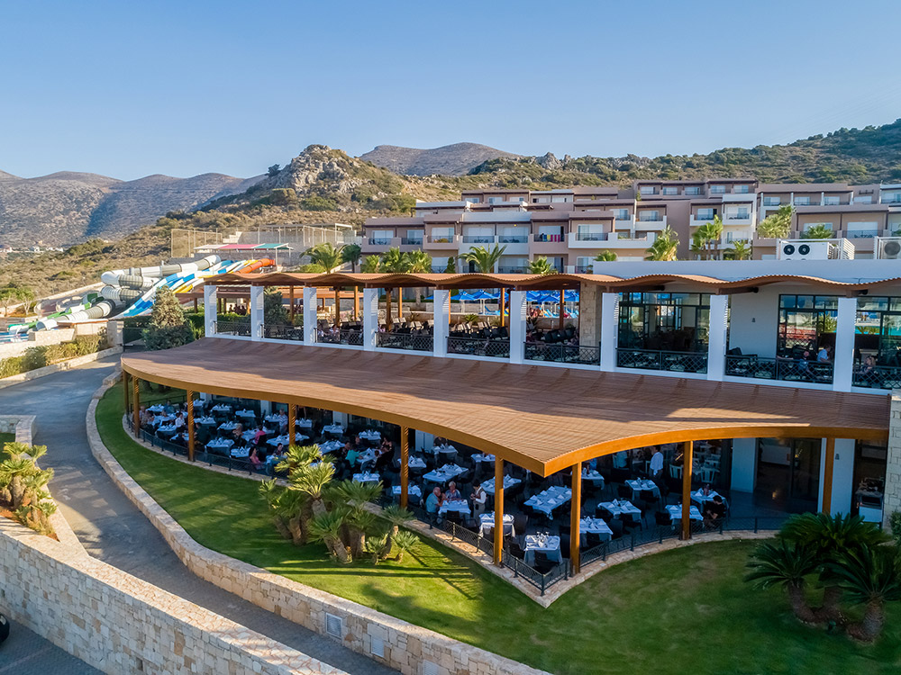 Grand Hotel Holiday Resort auf Kreta
