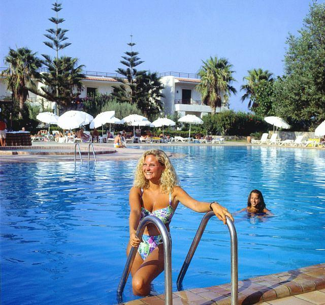 Hotel King Minos Palace auf Kreta in Chersonissos