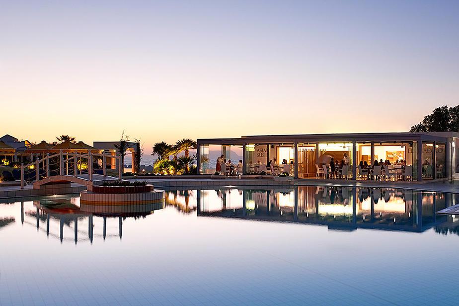 Hotel Mitsis Serita Beach auf Kreta in Chersonissos