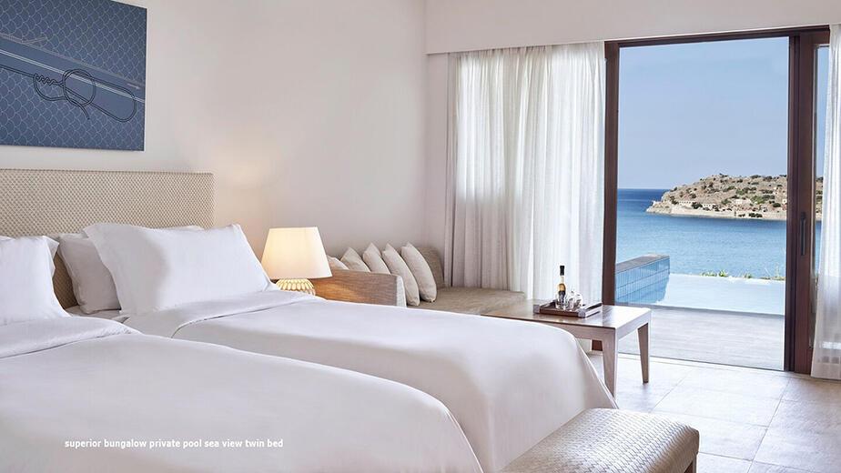Hotel Blue Palace 5-Sterne Luxushotel Elounda