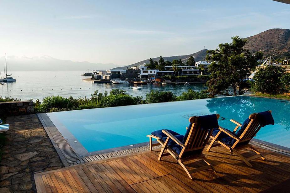 Hotel Elounda Bay Palace - Kreta