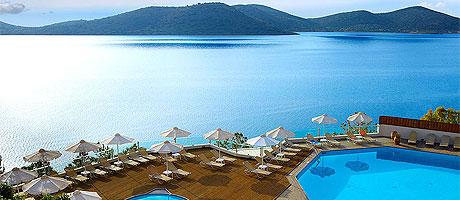 Elounda Ost Kreta Karte Tipps U Informationen Fotos