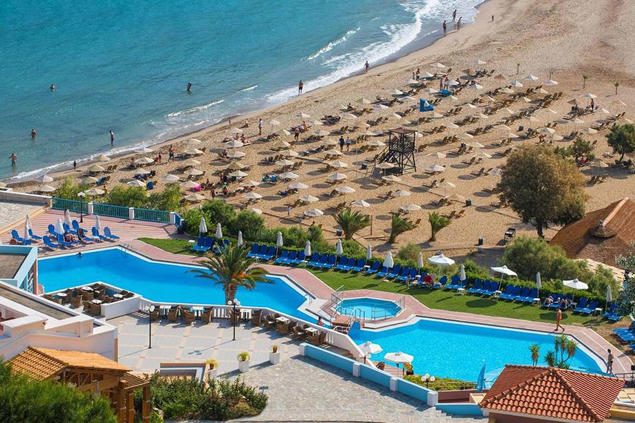 Hotel Fodele Beach auf Kreta im Ort Fodele
