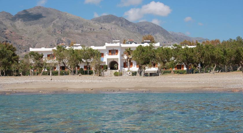 Studios Stavris auf Kreta im Ort Frangokastello