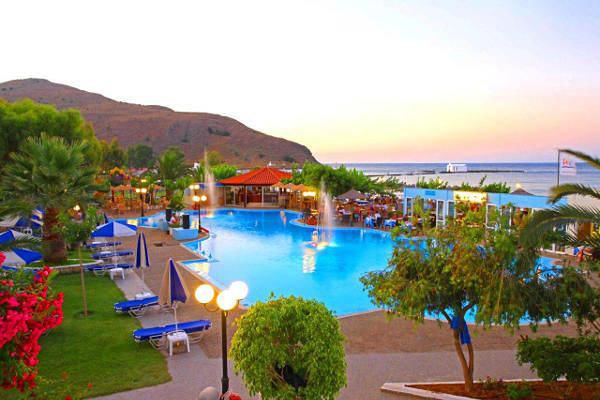 Hotel Corissia Beach - Georgioupolis Kreta
