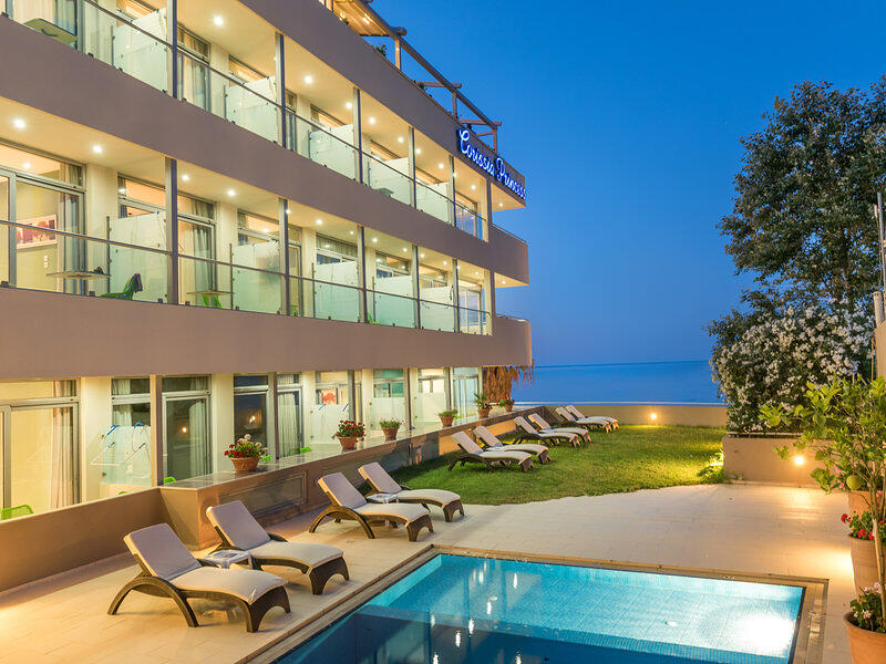 Hotel Corissia Princess Georgioupolis Kreta