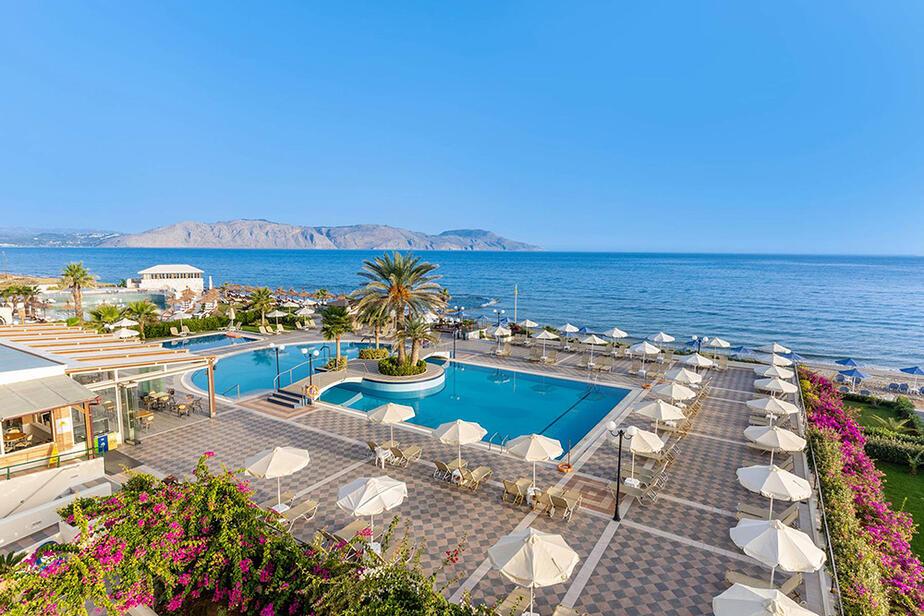 Hotel Hydramis Palace Georgioupolis Kreta