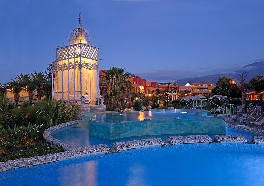 Hotel Orpheas Resort Kreta Georgioupolis