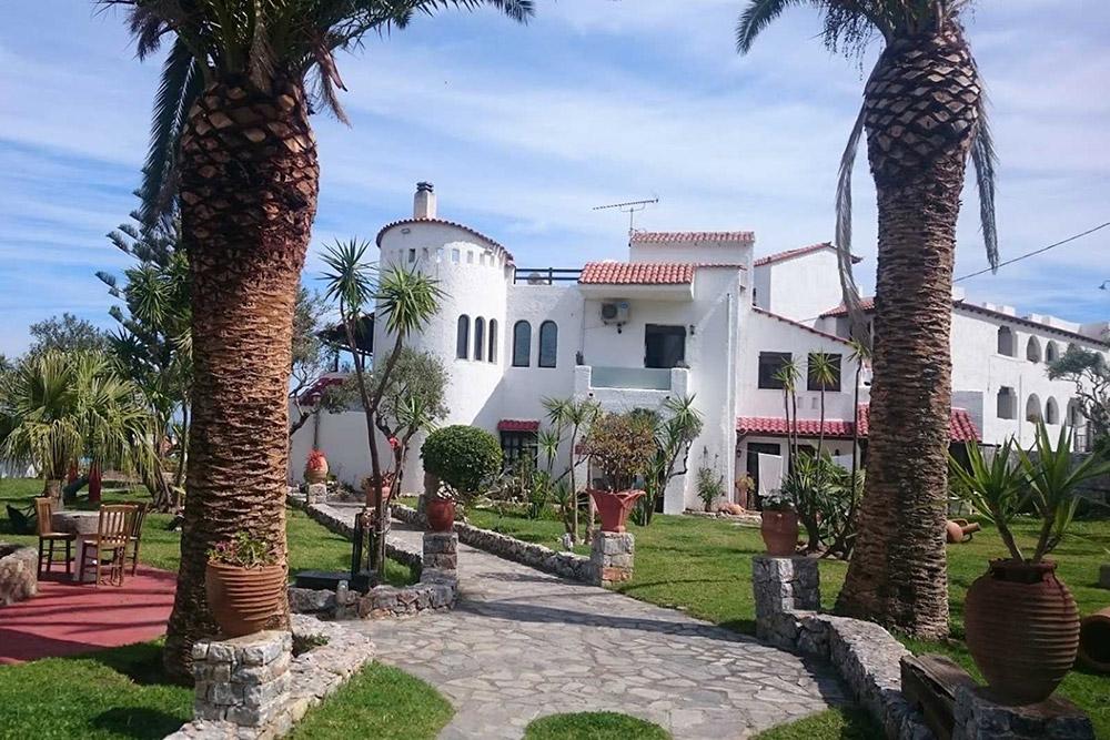 Hotel Villa Jannis auf Kreta bei Georgioupolis Kavros
