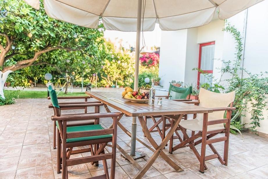 Christiana Apartments auf Kreta im Ort Gerani