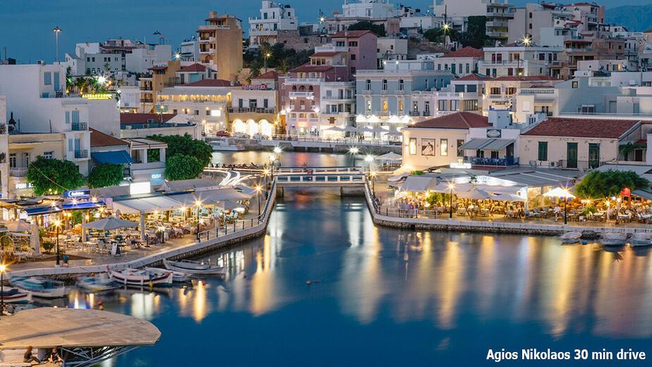 Kreta Ferienhäuser & Villen | Region Agios Nikolaos & Istron