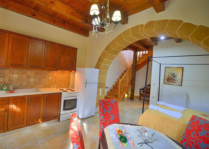 Kissamos Cottages, kleine Reihenhäuser im Westen Kretas