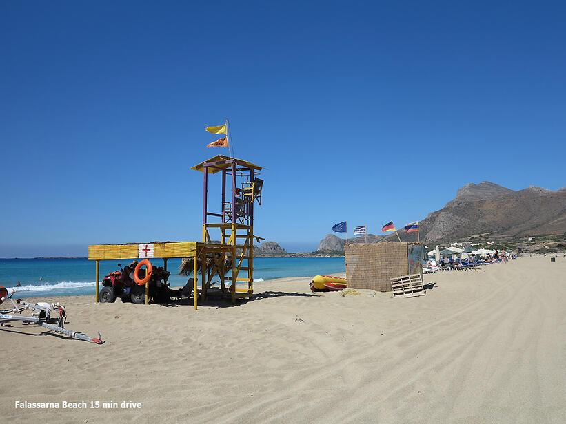 Hotel Molos Bay Kreta Kissamos