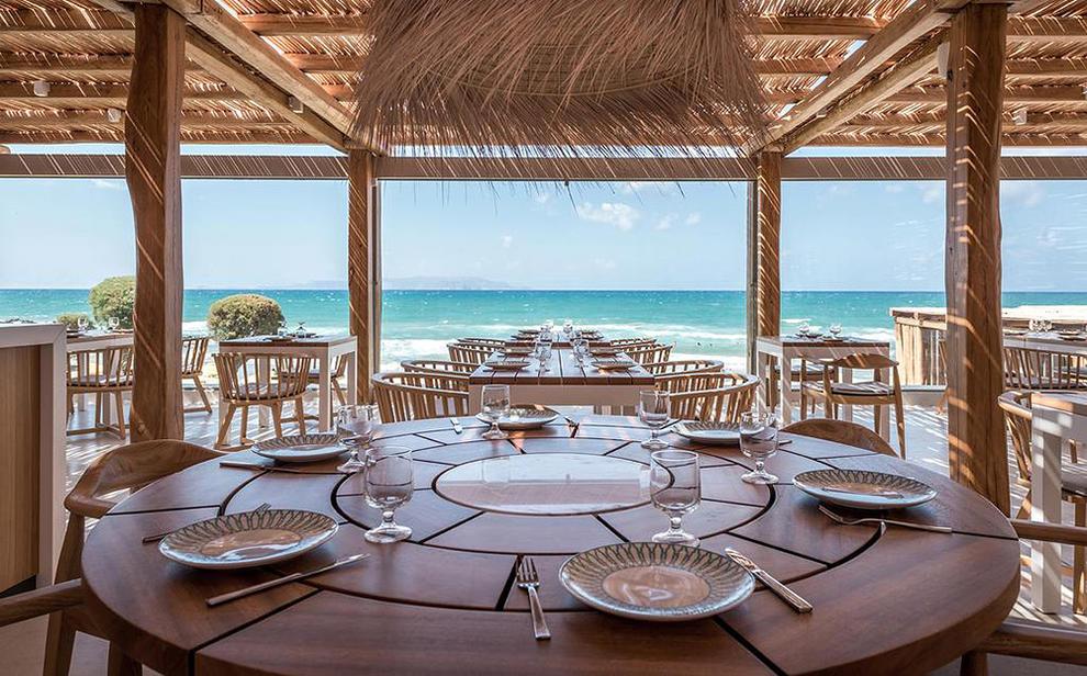 Hotel Mitsis Rinela Beach auf Kreta bei Kokkini Hani