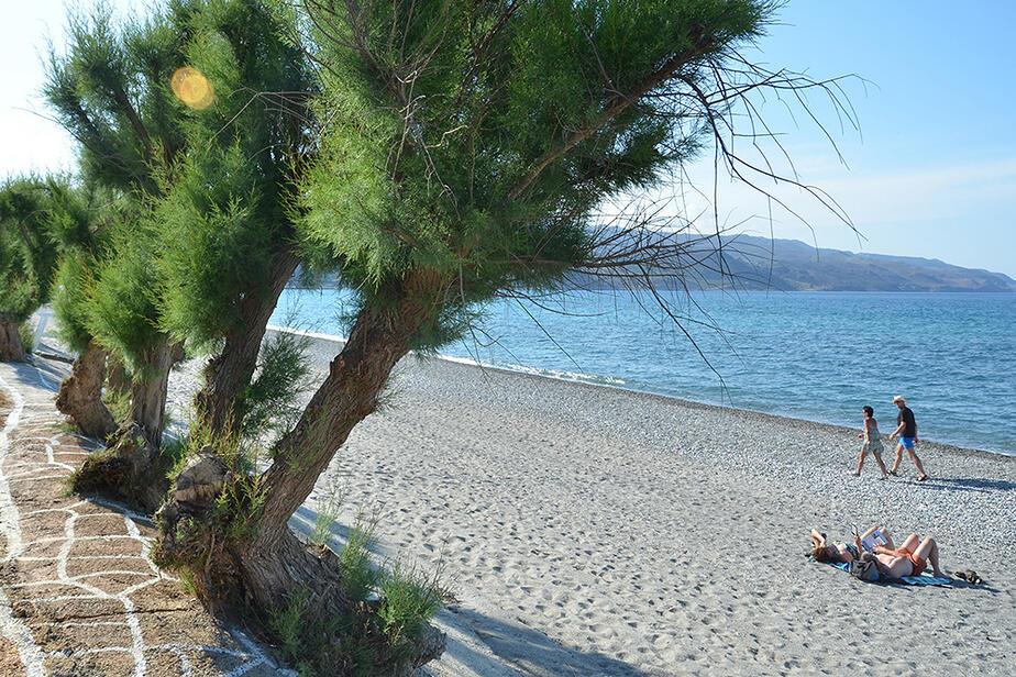 Hotel Arion auf Kreta im Ort Kolimbari